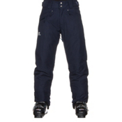 Salomon Fantasy Mens Ski Pants, Big Blue X, medium