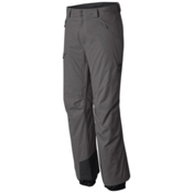Mountain Hardwear Returnia Insulated Mens Ski Pants, Titanium, medium