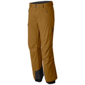 Mountain Hardwear Returnia Insulated Mens Ski Pants, Underbrush, medium