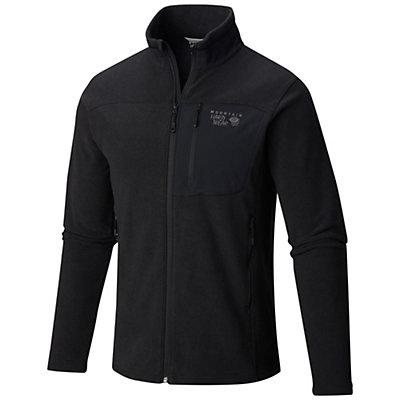 Mountain Hardwear Toasty Twill Mens Jacket, Black-Titanium, viewer