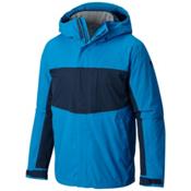 Mountain Hardwear Binx Ridge Quadfecta Mens Insulated Ski Jacket, Dark Compass-Hardwear Navy, medium
