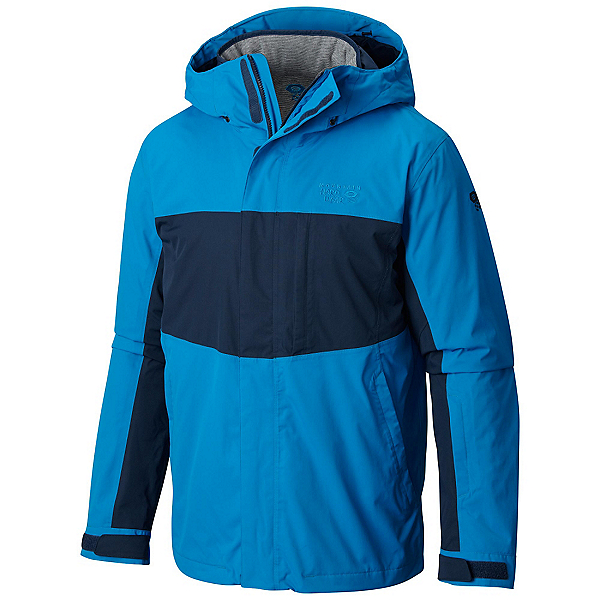 Mountain Hardwear Binx Ridge Quadfecta Mens Insulated Ski Jacket, , 600