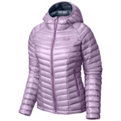 Mountain Hardwear Ghost Whisperer Down Hooded Womens Jacket, Phantom Purple, medium