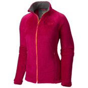Mountain Hardwear Monkey Woman Grid II Womens Jacket, Deep Blush, medium