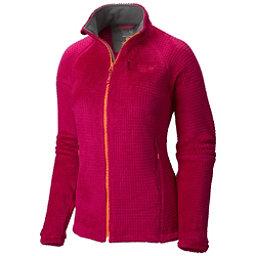 Mountain Hardwear Monkey Woman Grid II Womens Jacket, Deep Blush, 256