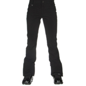 Roxy Creek Softshell Womens Snowboard Pants, Anthracite, medium