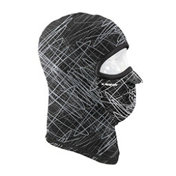 Seirus Balaclava Prints, Kerchief-Black, 256