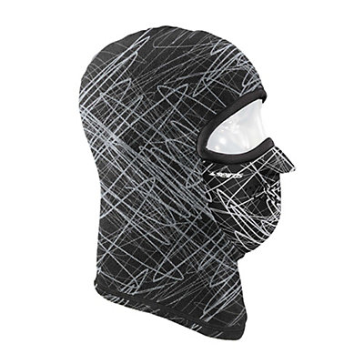 Seirus Balaclava Prints, Kerchief-Black, viewer
