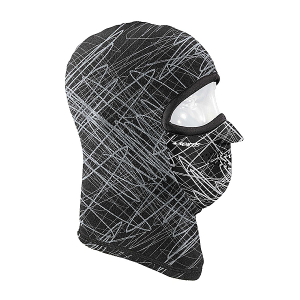 Seirus Balaclava Prints, Kerchief-Black, 600