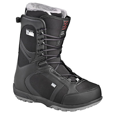 Head Scout Pro Snowboard Boots, Black, viewer