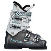 Tecnica Fling 80 Womens Ski Boots, Gray-White, medium