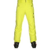 Descente Steep Mens Ski Pants, Sulfur Lime, medium