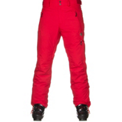 Descente Steep Mens Ski Pants, Electric Red, medium