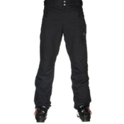 Descente Steep Mens Ski Pants, Black, medium