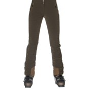 Mountain Force Jetty Womens Ski Pants, Coffee, medium