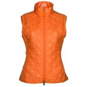 Mountain Force Insulation Womens Vest, Orange, medium
