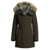 Parajumpers Angie Womens Jacket, Olive, medium
