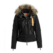 Parajumpers Tiger Womens Jacket, Black, medium
