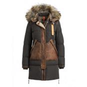 Parajumpers Long Bear Special Womens Jacket, Asphalt, medium