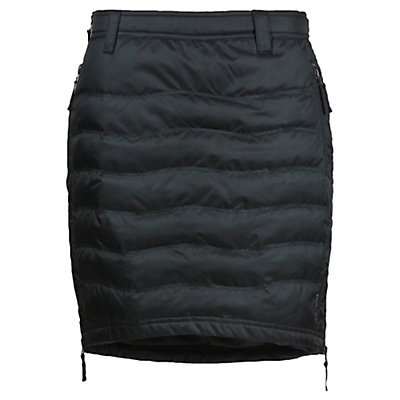 SKHOOP Short Down Skirt, Black, viewer