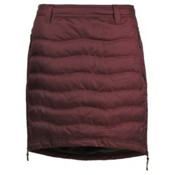 SKHOOP Short Down Skirt, Rum Raisin, medium