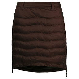 SKHOOP Short Down Skirt, French Roast, 256
