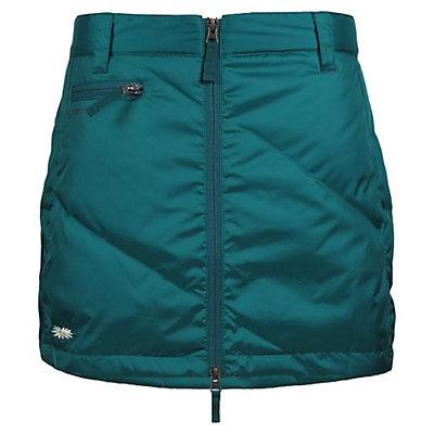 SKHOOP Mini Down Skirt, Ocean, viewer