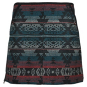 SKHOOP Doris Short Skirt, Aqua, medium