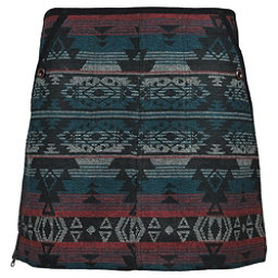 SKHOOP Doris Short Skirt, Aqua, 256