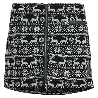 SKHOOP Lilly Skirt, Black, viewer