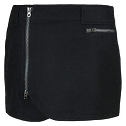 SKHOOP Wool Mini Skirt, Black, 256