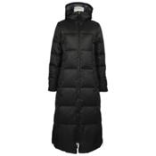 SKHOOP Hella Down Womens Jacket, Black, medium