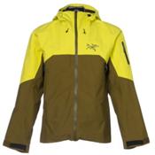 Arc'teryx Rush Mens Shell Ski Jacket, Biome, medium