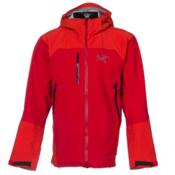 Arc'teryx Tantalus Mens Shell Ski Jacket, Draco Red, medium