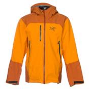 Arc'teryx Tantalus Mens Shell Ski Jacket, Mantle Orange, medium