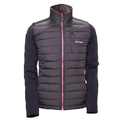 Gyde Hybrid Womens Jacket, Black, viewer