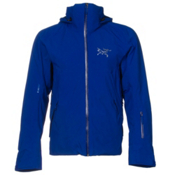 Arc'teryx Shuksan Jacket Mens Insulated Ski Jacket, Tropos Blue, medium