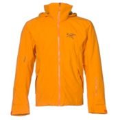 Arc'teryx Shuksan Jacket Mens Insulated Ski Jacket, Antares Orange, medium