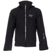 Arc'teryx Shuksan Jacket Mens Insulated Ski Jacket, Black, medium
