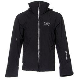 Arc'teryx Shuksan Jacket Mens Insulated Ski Jacket, Black, 256
