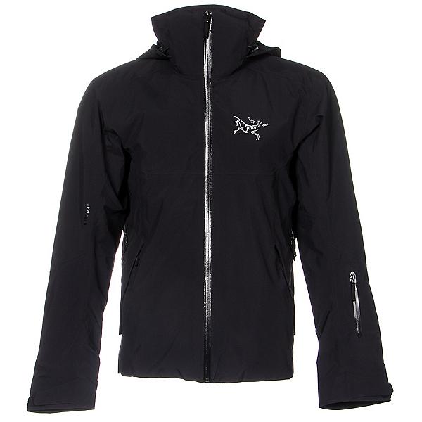 Arc'teryx Shuksan Jacket Mens Insulated Ski Jacket, Black, 600