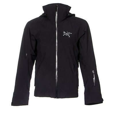 Arc'teryx Shuksan Jacket Mens Insulated Ski Jacket, Black, viewer