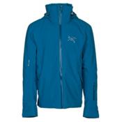 Arc'teryx Shuksan Jacket Mens Insulated Ski Jacket, Macaw, medium
