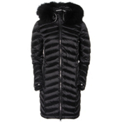 Toni Sailer Milo Fur Womens Jacket, Black, medium