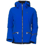 Toni Sailer Edda Womens Insulated Ski Jacket, Yves Blue, medium