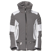 Toni Sailer Phoebe Womens Insulated Ski Jacket, Graphite, medium