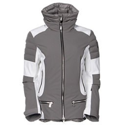 Toni Sailer Phoebe Womens Insulated Ski Jacket, Graphite, 256