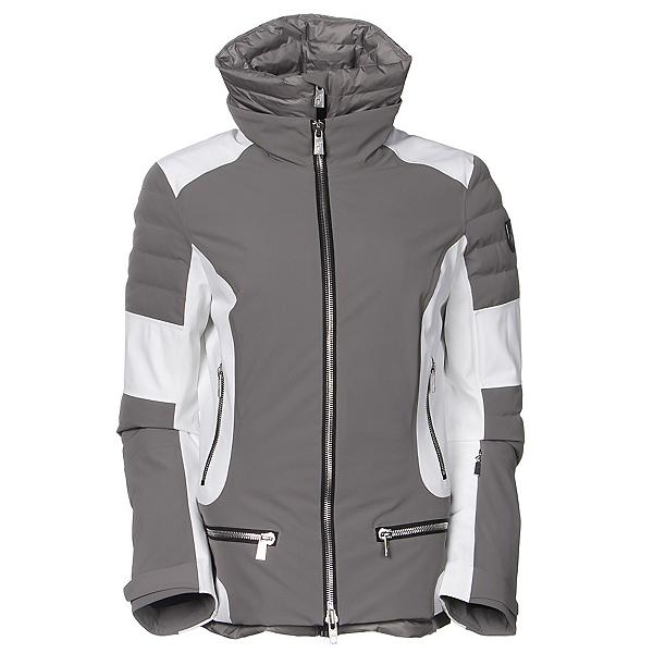 Toni Sailer Phoebe Womens Insulated Ski Jacket, Graphite, 600