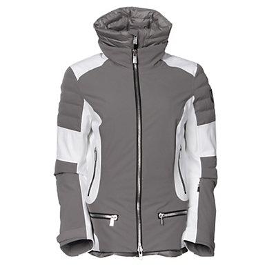 Toni Sailer Phoebe Womens Insulated Ski Jacket, Graphite, viewer