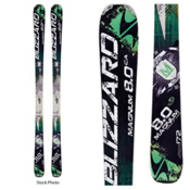Used Blizzard Magnum 8.0 CA DEMO Skis, , medium